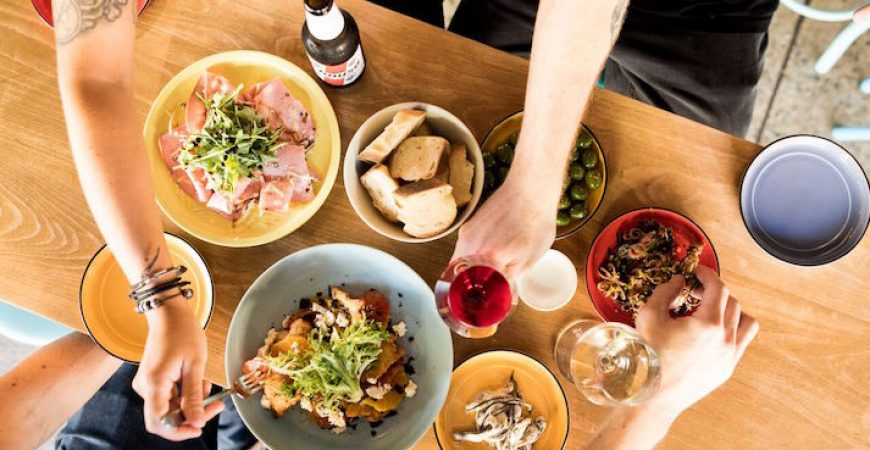 Southern italian cuisine from a sizzling kitchen – The Coveted